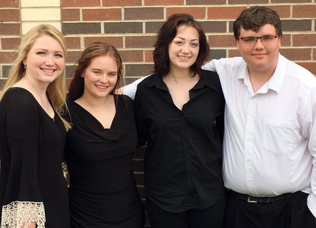 OSSAA Solo Ensemble Group