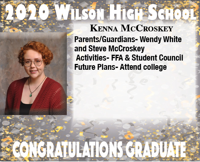 kenna mccroskey